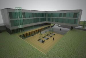 Wohnen_201007RS_Schloss Tandalier - Entwurf: Modell 2