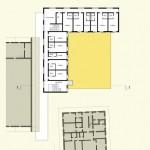 Wohnen_201007RS_Schloss Tandalier - Entwurf: Plan 1. Obergeschoss