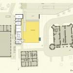 Wohnen_201007RS_Schloss Tandalier - Entwurf: Plan Erdgeschoss