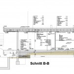 Wohnen_200603UG_Um- und Zubau Gmunden-Schnitt B-B