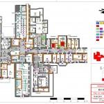 Gesundheitswesen_200908KL_KHL Bestandsplanung_Brandschutz Grundriss
