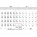 Schule Stadt Wien-Bestand Ansicht
