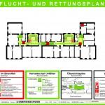 OWS-Bestandsplanung- Fluchtwegplan