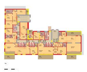 Wohnen_201409JG_Dachgeschossausbau -Grundriss Abbruch und Neu 1.Dachgeschoss