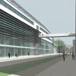 Verwaltungsgebäude_200111GM_e-Business-park perspektive straße
